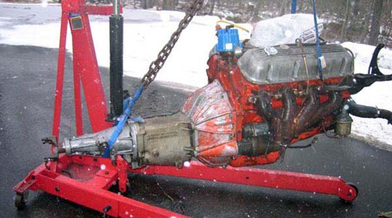 Let the Rebuild Begin! Engine Disassembly – Part 1