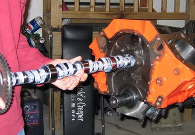 Oil Pump and Camshaft Installation