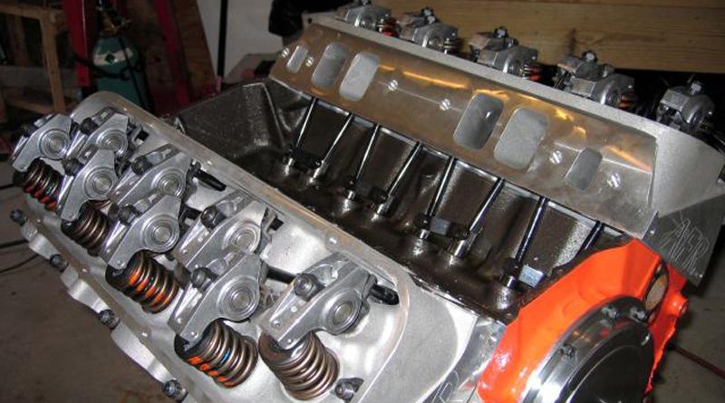 Cylinder Head Installation