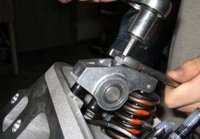 Piston to Valve Clearance Verification
