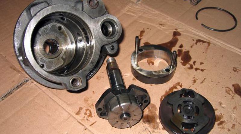 Power Steering Pump Rebuild