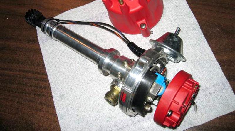 Distributor and Spark Plug Installation