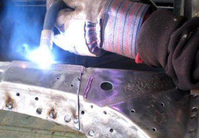 Windshield Frame Repair – Lower Corners: Part 2
