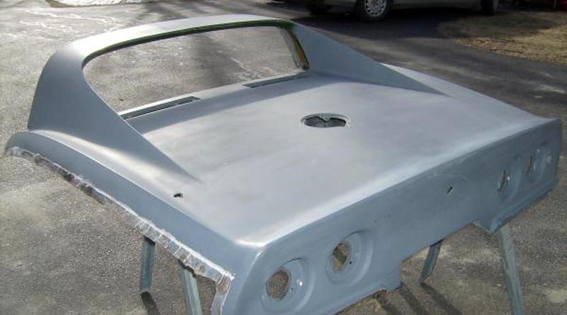 Rear Clip Repair: Part 1