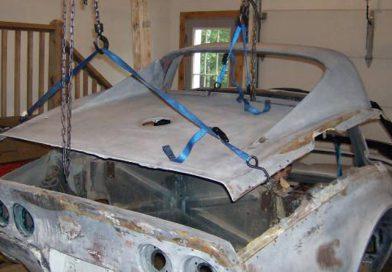 Rear Clip Repair: Part 3