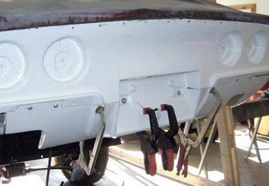 Rear Valence Panel Installation: Part 1