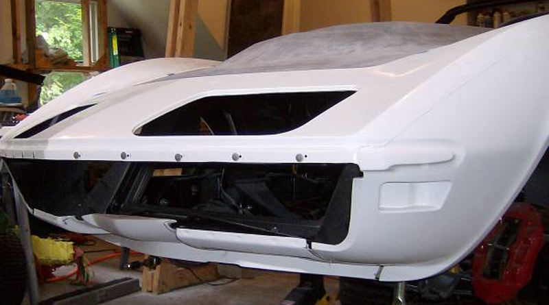 Front Clip Installation: Part 4