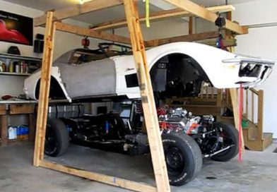 Final Chassis Preparation and Body Installation