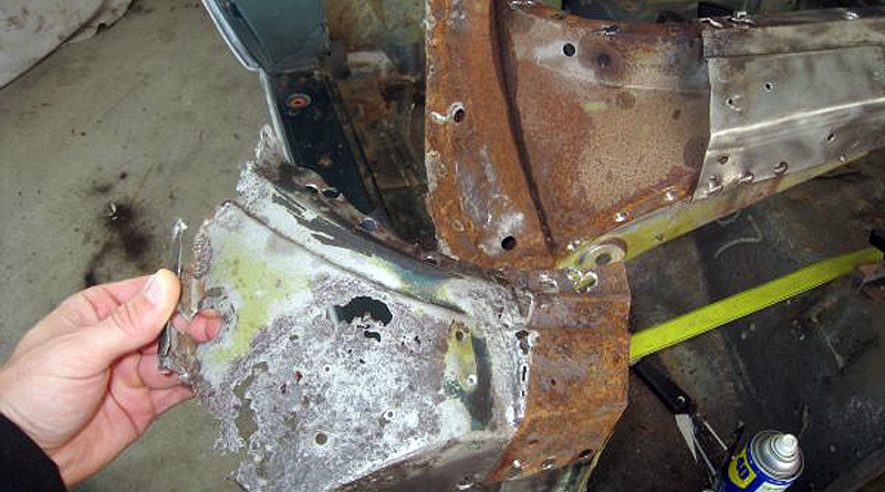 Windshield Repair Cost >> Windshield Frame Repair – Lower Corners: Part 1 – The ...