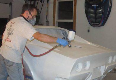 Body Work: Prepping & Priming the Rear Clip